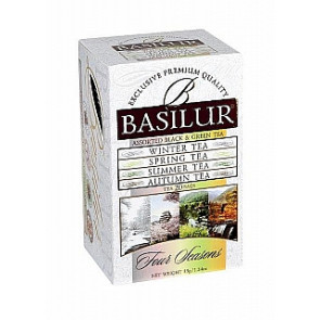 BASILUR Assorted Four Season přebal 10x1.5g10x2