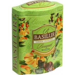 BASILUR Bouquet Green Freshness plech 100g