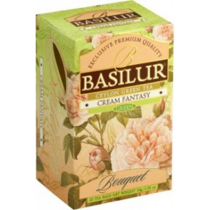 BASILUR Bouquet Cream Fantasy přebal 20x1,5g