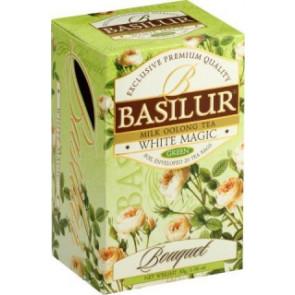BASILUR Bouquet White Magic přebal 20x1,5g