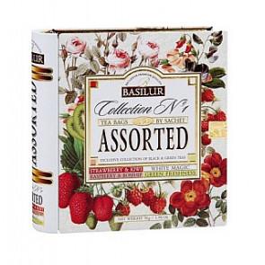 BASILUR Book Assort 32 No.1 plech 16x1.5g&16x2g