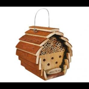 Dům pro hmyz dřevěný 16x15x14cm
