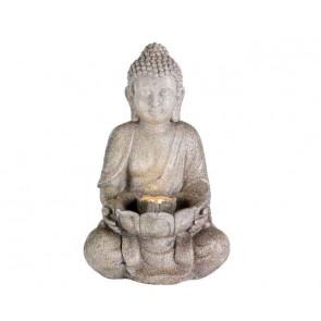 Buddha s LED podsvícením