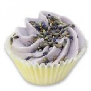 Dortík do koupele- Cupcake 45g levandule a rozmarýn