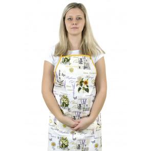 Kuchyňská zástěra GITA - slunečnice
