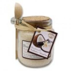 Sůl do koupele Kokos - vanilka 320g