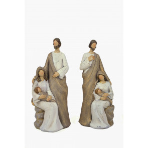 Betlém Marie, Josef a Ježíšek hnědý