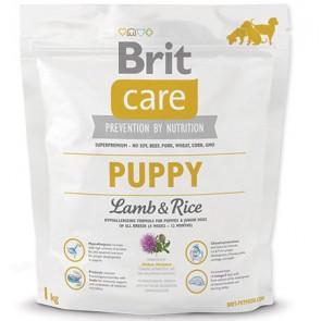 NEW Brit Care Puppy Lamb & Rice 1kg