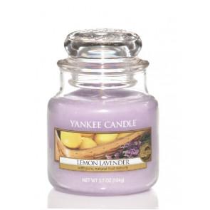 YANKEE CANDLE Classic malý - Lemon Lavender