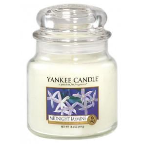 YANKEE CANDLE Classic střední - Midnight Jasmine 411g