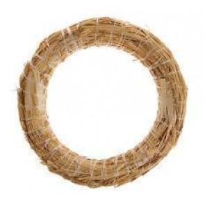Kroužek slaměný- 23 cm