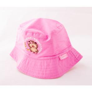 Dětský klobouček růžový