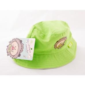 Dětský klobouček zelený