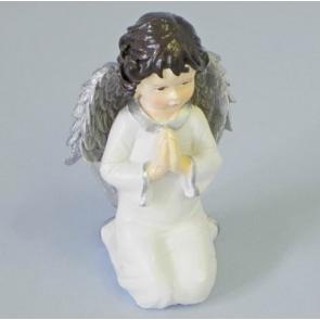Anděl keramika 14cm