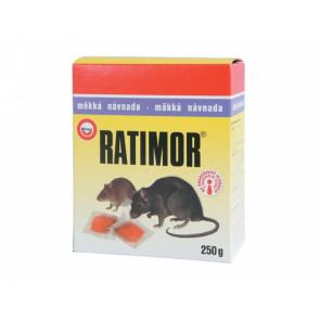 Ratimor 250g - měkká návnada