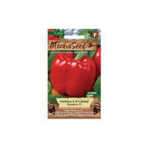 Paprika zeleninová PARADISE F1 k rychlení červená