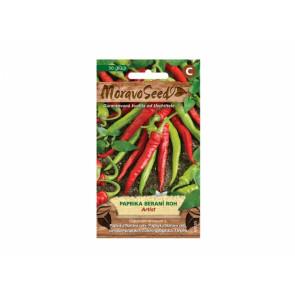 Paprika zeleninová ARTIST beraní roh sladký