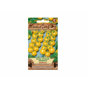 Rajče tyčkové GOLDKRONE třešňové žluté
