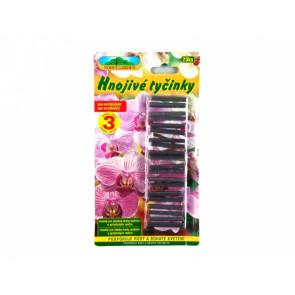Tyčinky na orchideje CLASIC 20ks