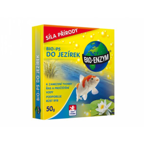 Bio-P5 do jezírek 50g