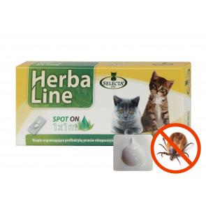 HerbaLine SpotOn MINI DOG 1ml