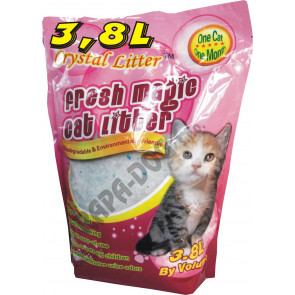 Crystal Litter Cat 3,8l/1,7kg