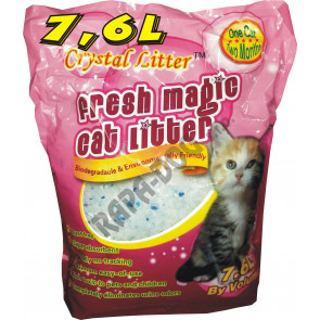 Crystal Litter Cat 7,6l/3,3kg