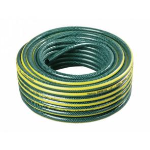 Hadice GARDENIE 25m 3/4 černá duše,tmavě zelená se žlutým pruhem GL