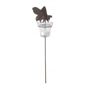 Svícen na čajovku zápich 'Hmyz' vosa EGO