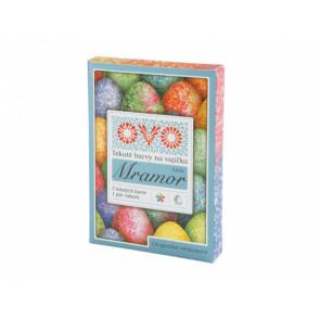 Barva na vajíčka MRAMOR 5x5ml + rukavice