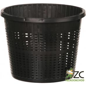 Koš na vodní rostliny - kulatý 13cm (TZ105)