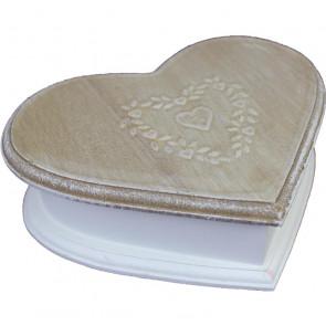 Krabička srdce K-MO