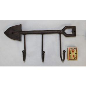 Věšák lopatka 13,5x26,5x5cm