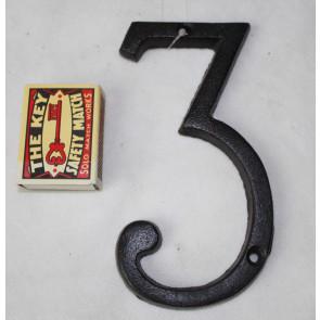 Domovní číslo 3