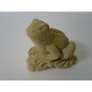 Žába na kameni pískovec 200x220mm