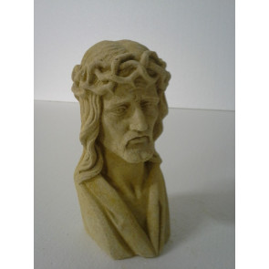 Ježíš - busta pískovec 210mm