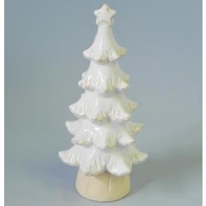 Strom keramika bílá