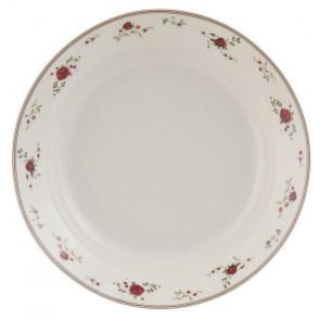 Hluboký talíř, květy, 22 cm
