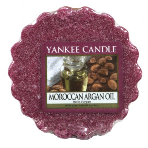 YANKEE CANDLE vosk - Moroccan argan oil 22g
