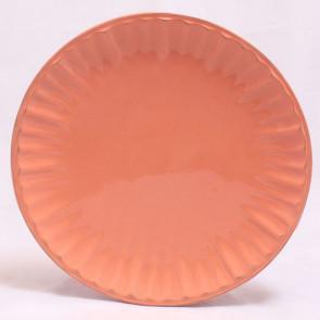 Dezertní talíř oranžový