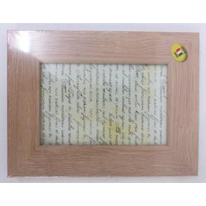 Dřevěný fotorámeček 13x18cm