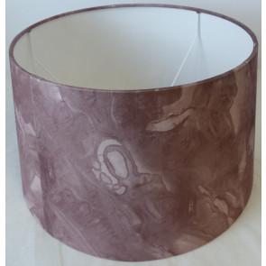 Stínidlo na lampu hnědé 40x32x22cm