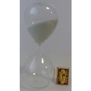 Přesýpací hodiny skleněné 10,5x24cm