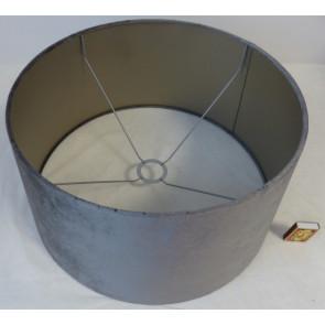 Stínidlo na lampu šedé 45x40x22,5cm