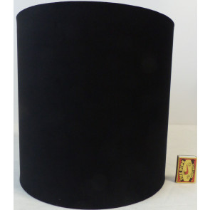 Stínidlo na lampu černé 30x30x30cm