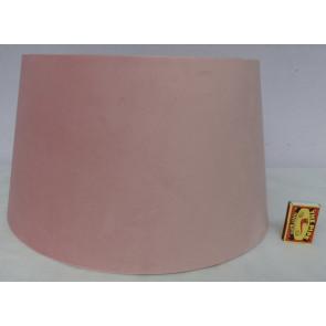 Stínidlo na lampu růžové 40x32x22cm TI
