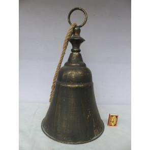 Zvonek plech 27cm