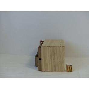 Skříňka malá dřevěná STANDARD GOODS KPM