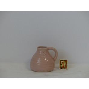 Džbán růžový  h11 d12 HAK