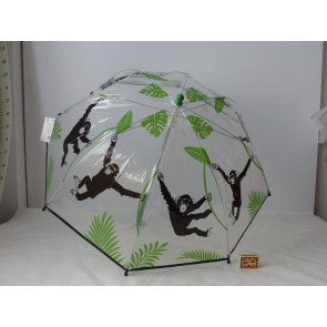 Děštník dětský s opicemi TI